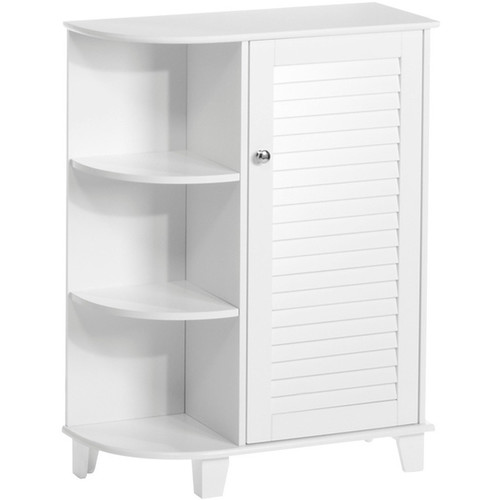 RiverRidge Home Products Ellsworth Wood Cabinet with Side Shelves