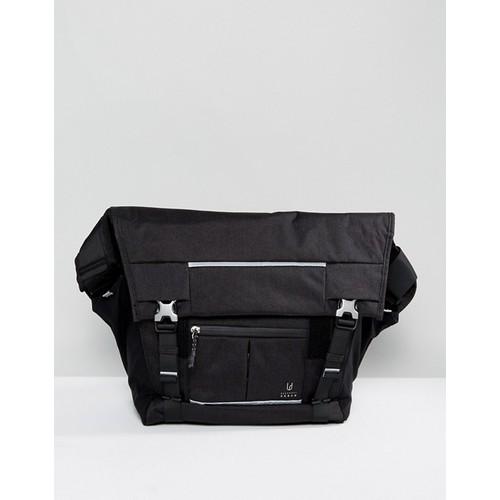 Doughnut Montreal Messenger Bag in Black