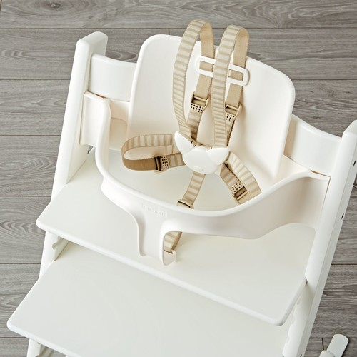 White Tripp Trapp Baby Set from Stokke