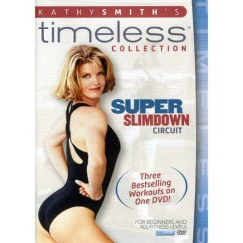 Kathy Smith: Super Slimdown Circuit (DVD) (Eng) 2006