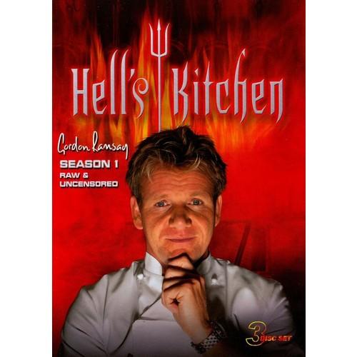 Hell's Kitchen: Season 1 [3 Discs] [DVD]