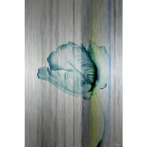 Water Flower Wall Art