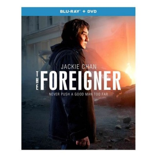 The Foreigner (Blu-ray + DVD)