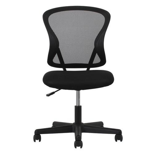 OFM Essentials Black Mesh Back Office Chair
