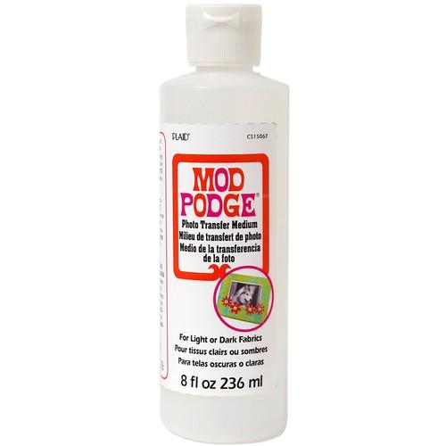 Mod Podge Photo Transfer Medium 8 Ounces