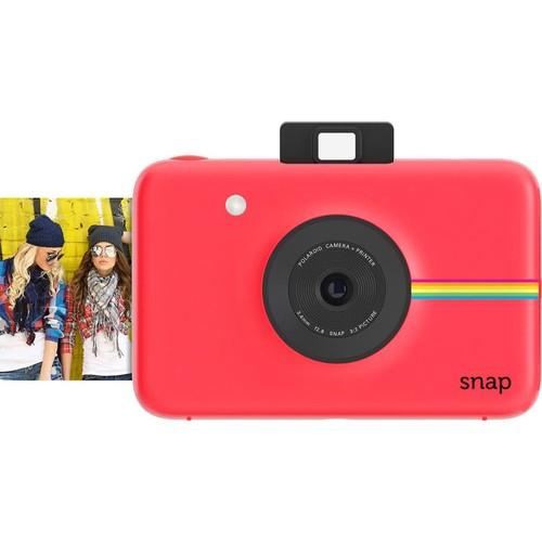 Polaroid Snap (Red) Digital instant camera