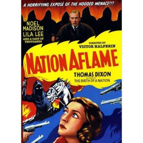 Nation Aflame [DVD] [1937]