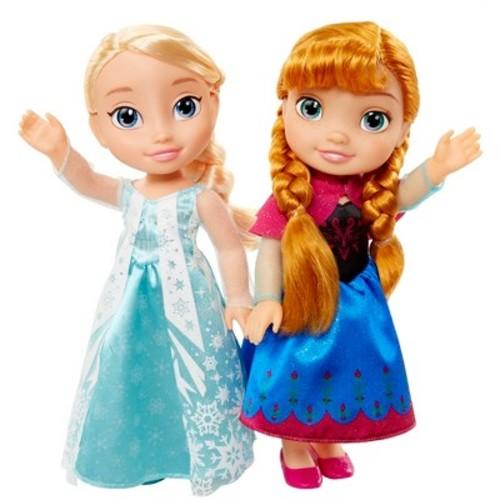 Disney Frozen Toddler Anna & Elsa