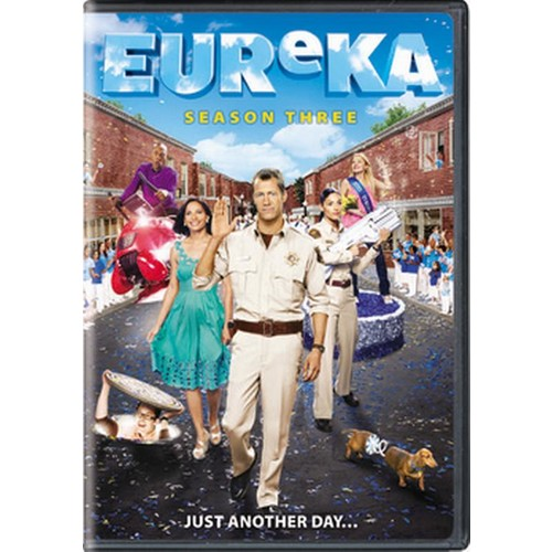 Eureka: Season Three