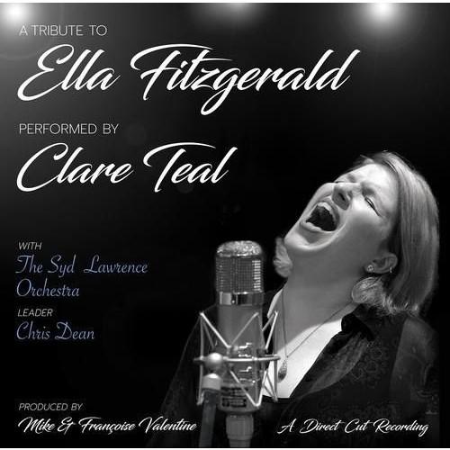 A Tribute to Ella Fitzgerald [CD]