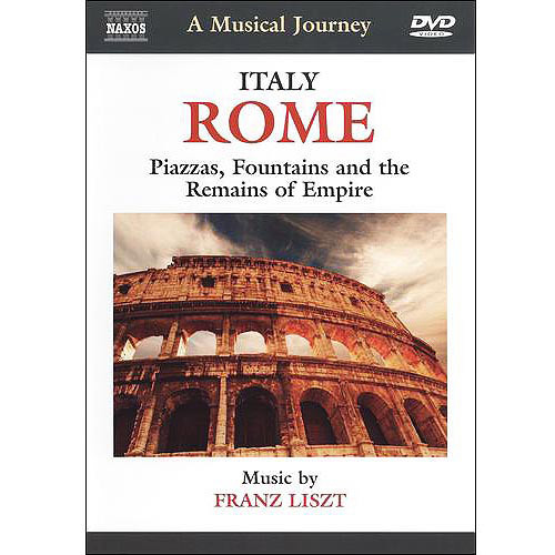 A Musical Journey: Rome [DVD] [English] [1992]