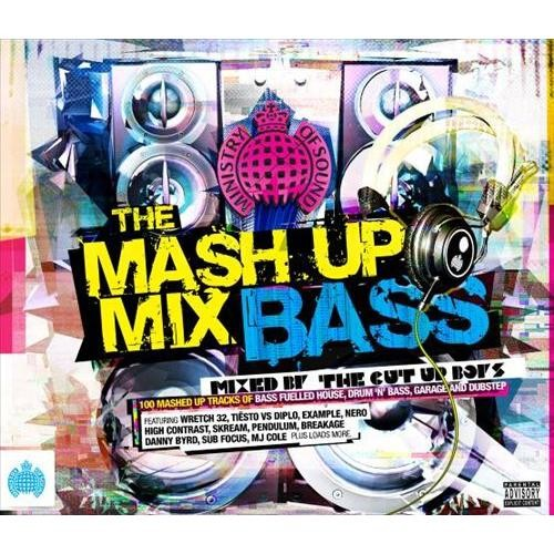 The Mash Up Mix Bass [CD]
