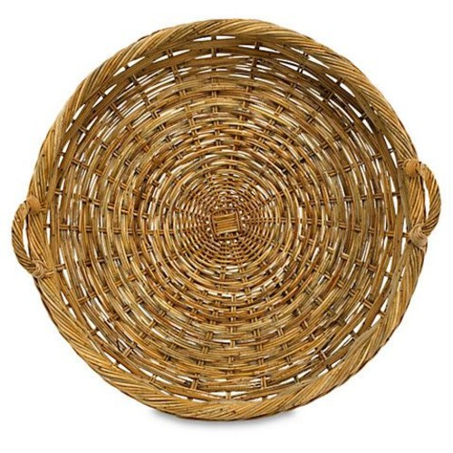 French Country Round Tray, 32