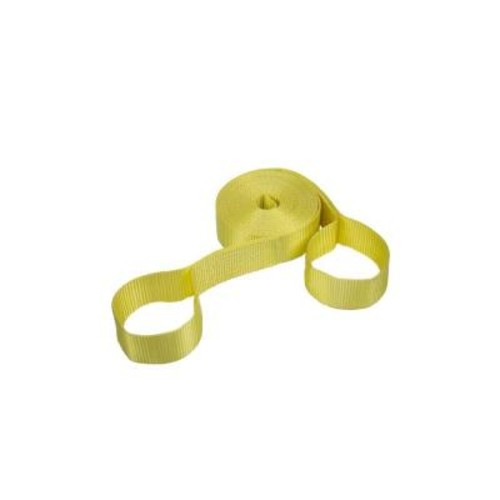 2 in. x 20 ft. Deluxe Tow Strap 10,000 lbs. Capacity