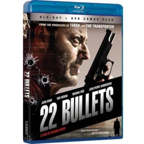 22 Bullets (Blu-ray + DVD) (Widescreen)