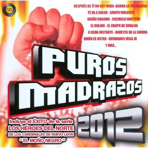 Puros Madrazos [CD]