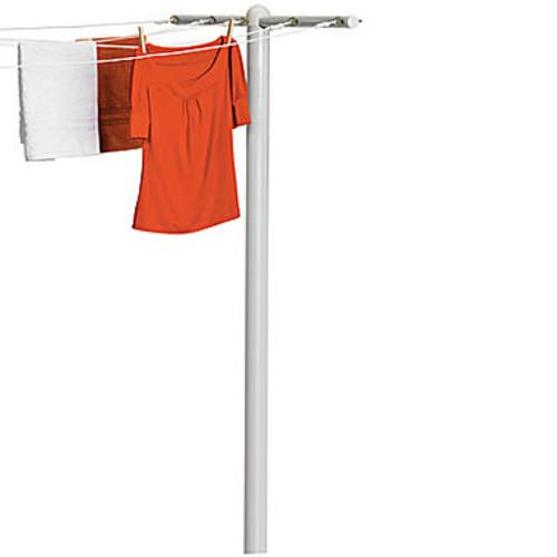 Honey-Can-Do 5 line t-post dryer
