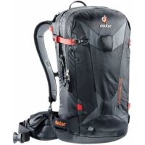 Deuter Freerider 26 Snow Pack-Black/Granite shed8742-SHED w/ Free Shipping