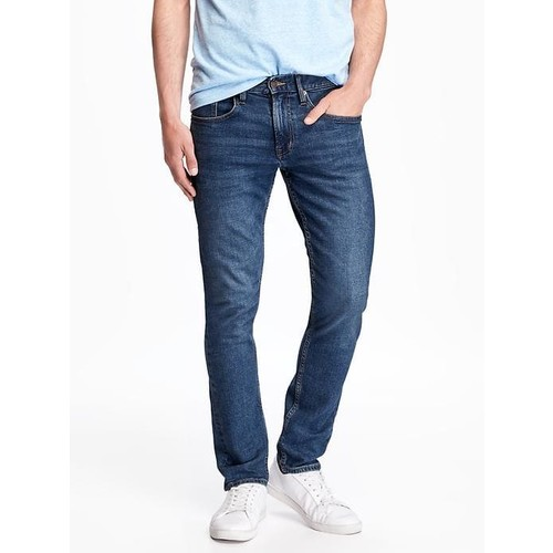 Skinny Built-In Flex Jeans for Men [regular]