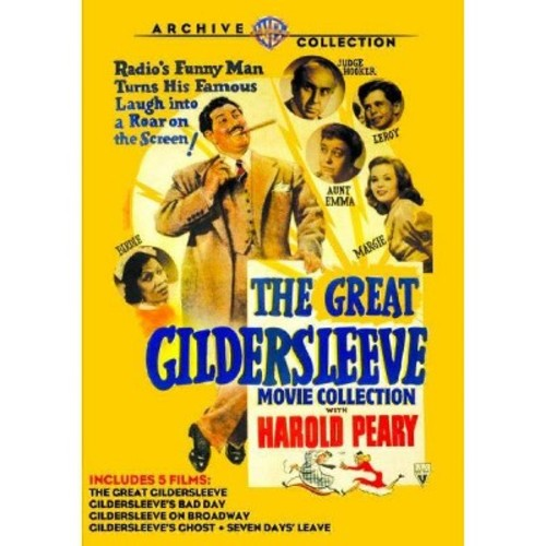 The Great Gildersleeve Movie Collection (DVD)