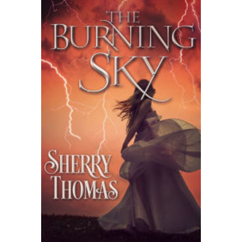 The Burning Sky Special Edition (Elemental Trilogy #1)