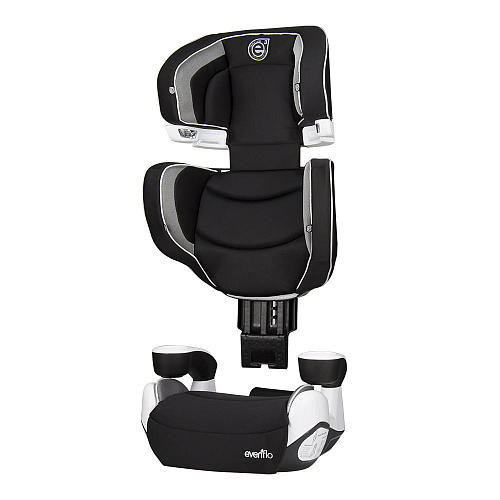 Evenflo Right Fit Booster Car Seat - Carbon