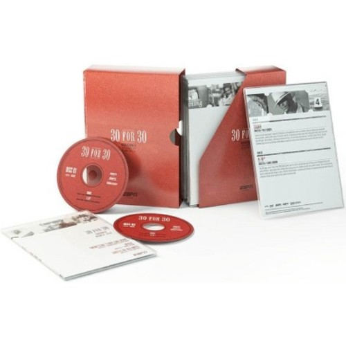 ESPN Films 30 for 30 Collection, Vol. 3 [6 Discs]