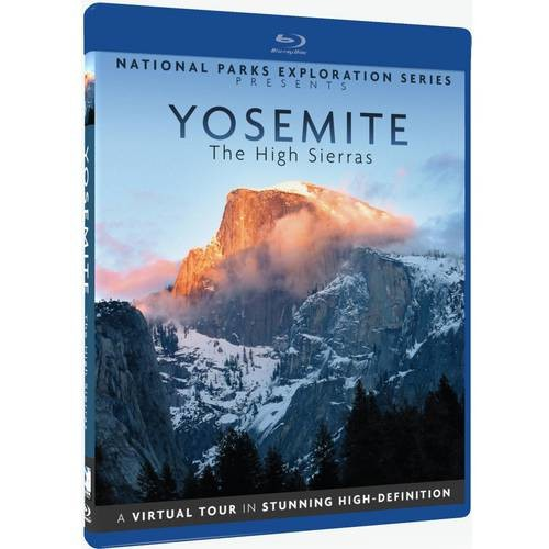 National Parks Exploration Series Presents: Yosemite - The High Sierras [Blu-ray] [2012]