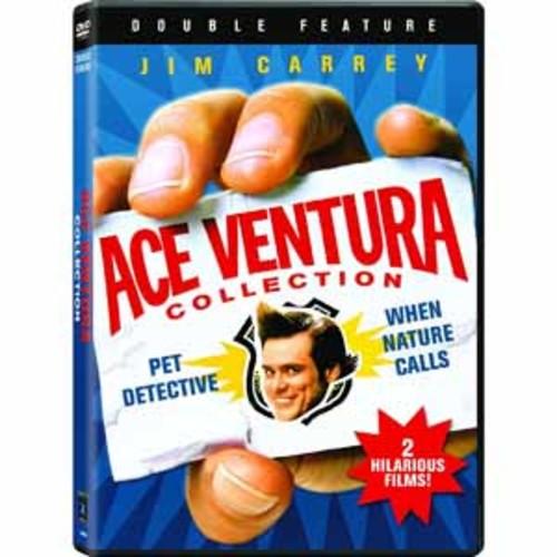 Ace Ventura: Pet Detective / Ace Ventura: When Nature Calls [DVD]