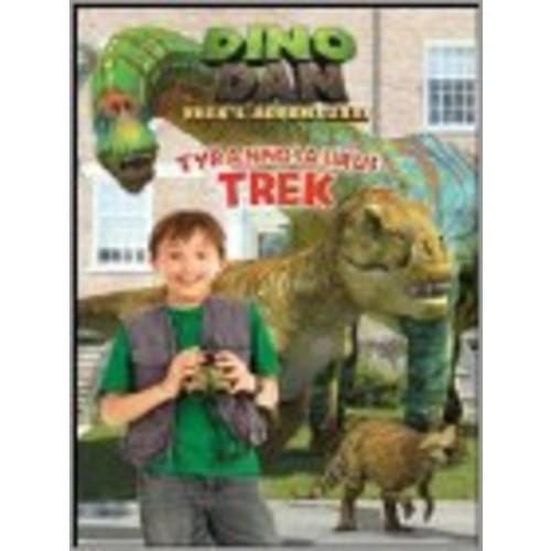 Dino Dan: Tyrannosaurus Trek [DVD]