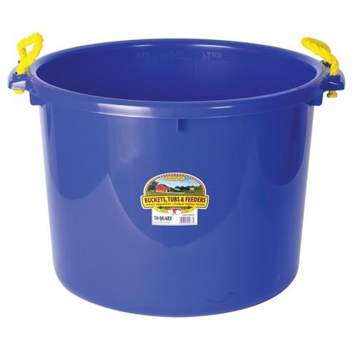 Little Giant Farm & Ag 70 Quart Muck Bucket