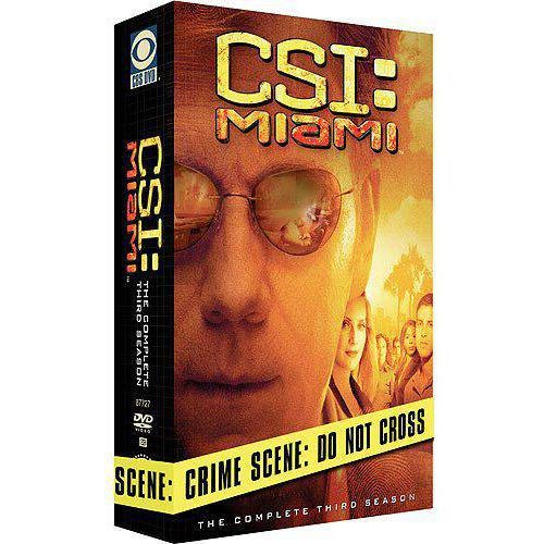 CSI: Miami: The Complete Third Season