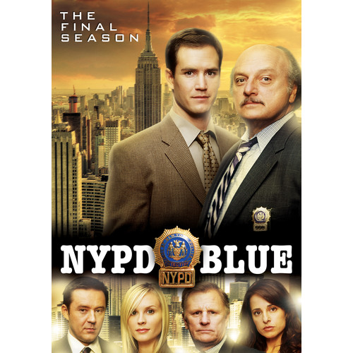 NYPD Blue: The Final Season [5 Discs] [DVD]