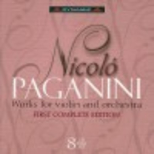 Works For Violin & Orchestra - CD