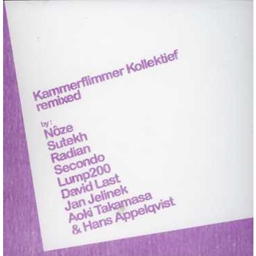 Remixed, Pt. 1 [CD]