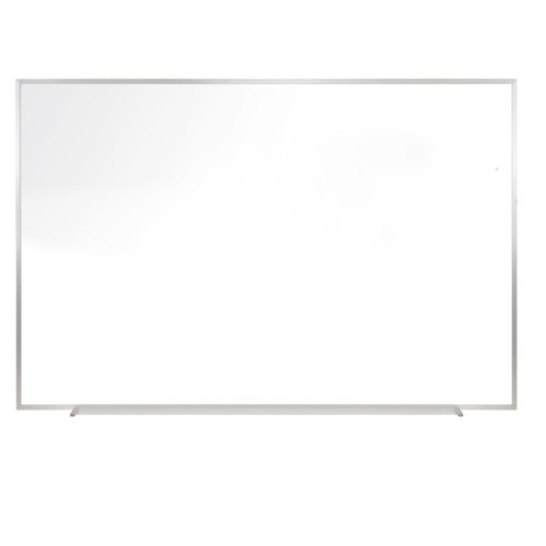 Mammoth Office Products Magnetic Dry-Erase Whiteboard, Porcelain, 24