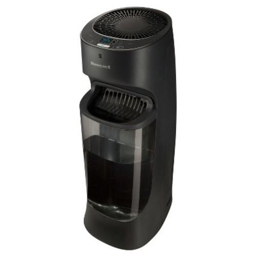 Honeywell Removable Top Fill Tower Humidifier Black