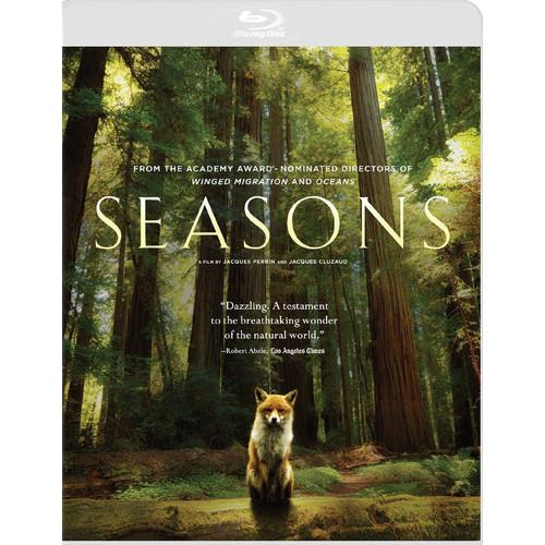 Seasons [Blu-ray] [2015]