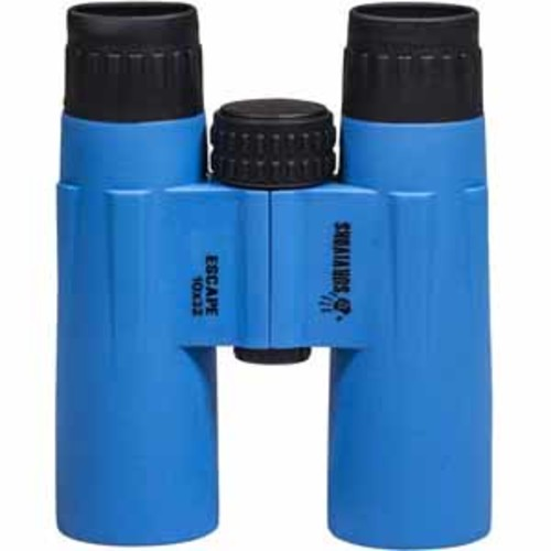 12 Survivors Escape 10x32 Binoculars - Blue