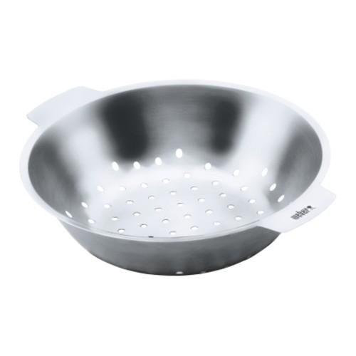 Weber Essentials Stainless Steel Grill Basket(6687)