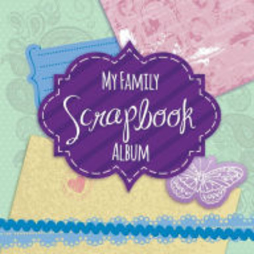 My Family Scrapbook Album