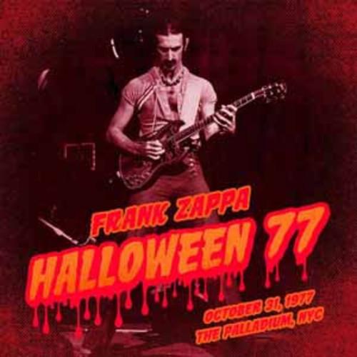 Frank Zappa - Halloween 77 [Audio CD]
