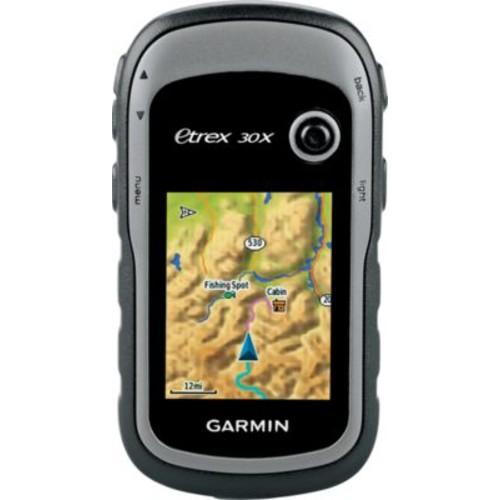 Garmin eTrex 30 Topo GPS Bundle