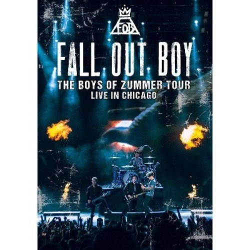 Boys Of Zummer Tour:Live In Chicago (DVD)