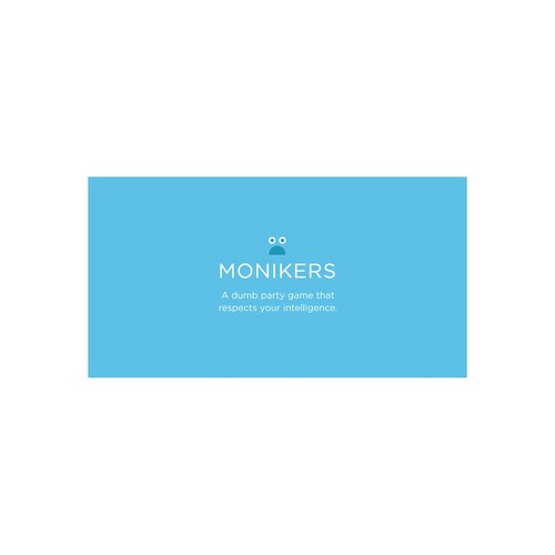 Monikers Game by Buffalo Games