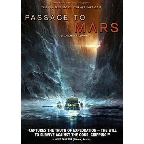 Passage to Mars (DVD)
