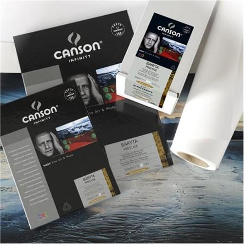 Canson Infinity Baryta Prestige Glossy Fine Art Paper (13x19