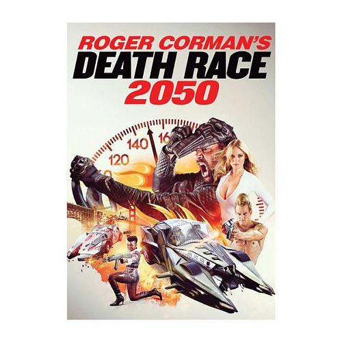Roger Corman's Death Race 2050 DVD