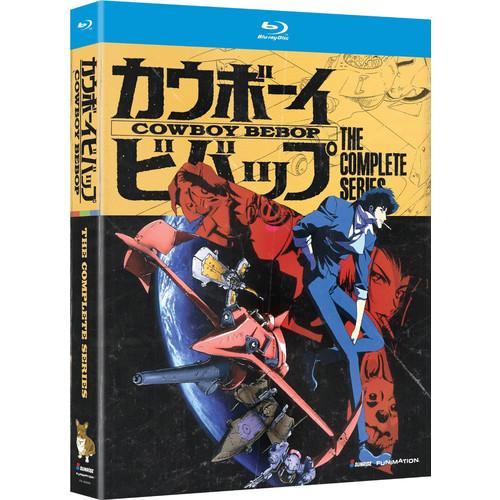 Cowboy Bebop: Complete Series [4 Discs] [Blu-ray]