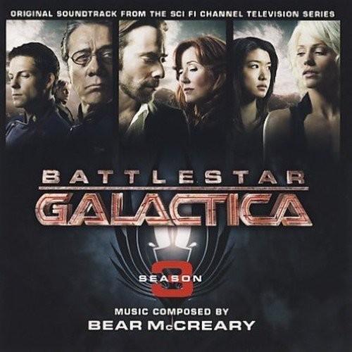 Battlestar Galactica: Season Three [Original Television Soundtrack] [CD]